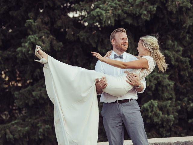 La boda de Amy y Felix