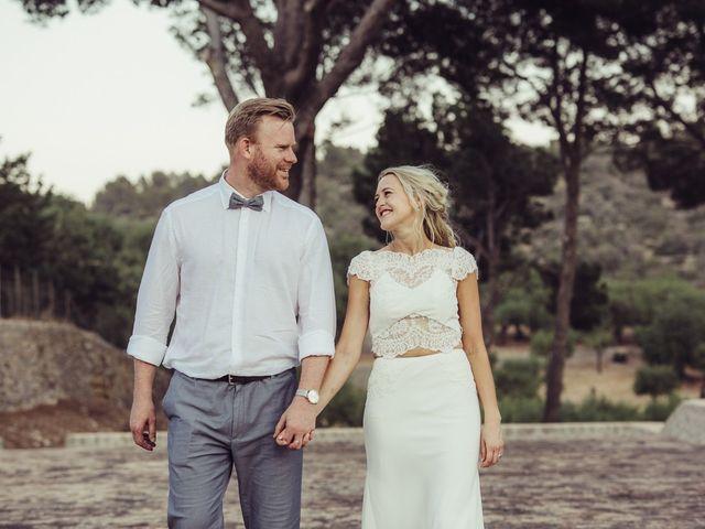 La boda de Felix y Amy en Alaro, Islas Baleares 49