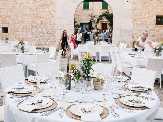 La boda de Felix y Amy en Alaro, Islas Baleares 55
