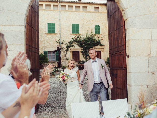 La boda de Felix y Amy en Alaro, Islas Baleares 58