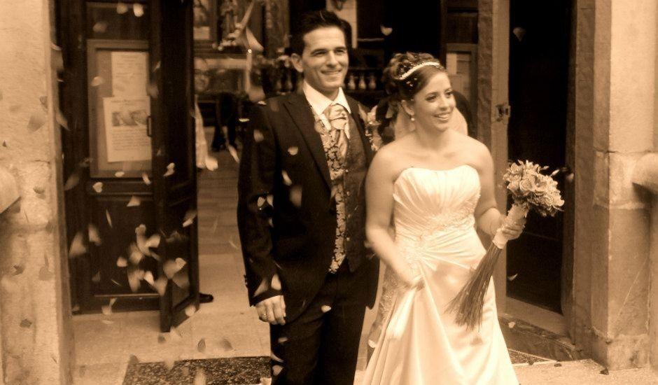 La boda de Elisabet y Enrique en La/villajoyosa Vila Joiosa, Alicante
