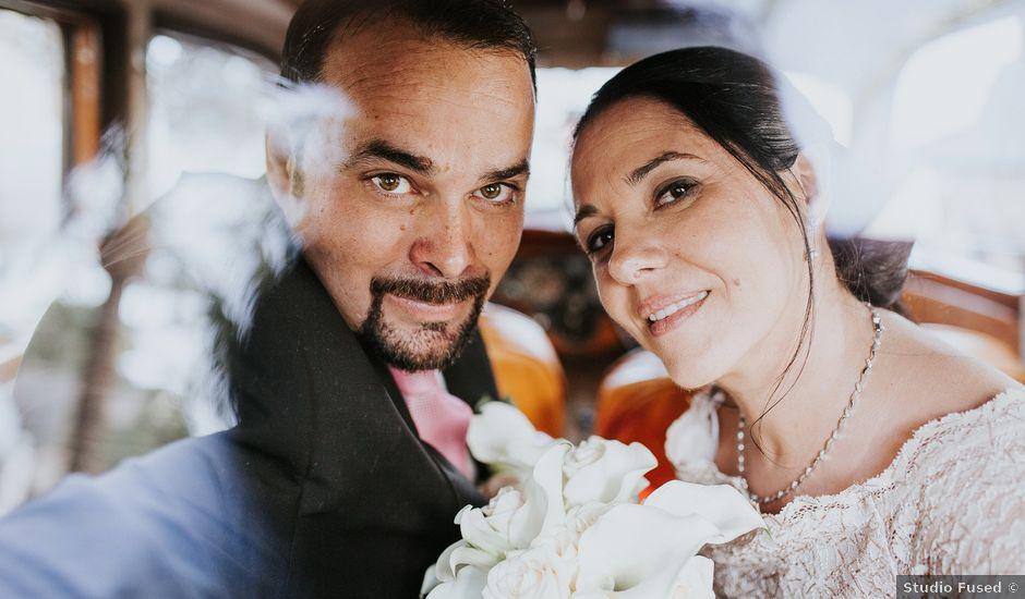 La boda de Sergio y Mónica en Santa Maria (Isla De Ibiza), Islas Baleares