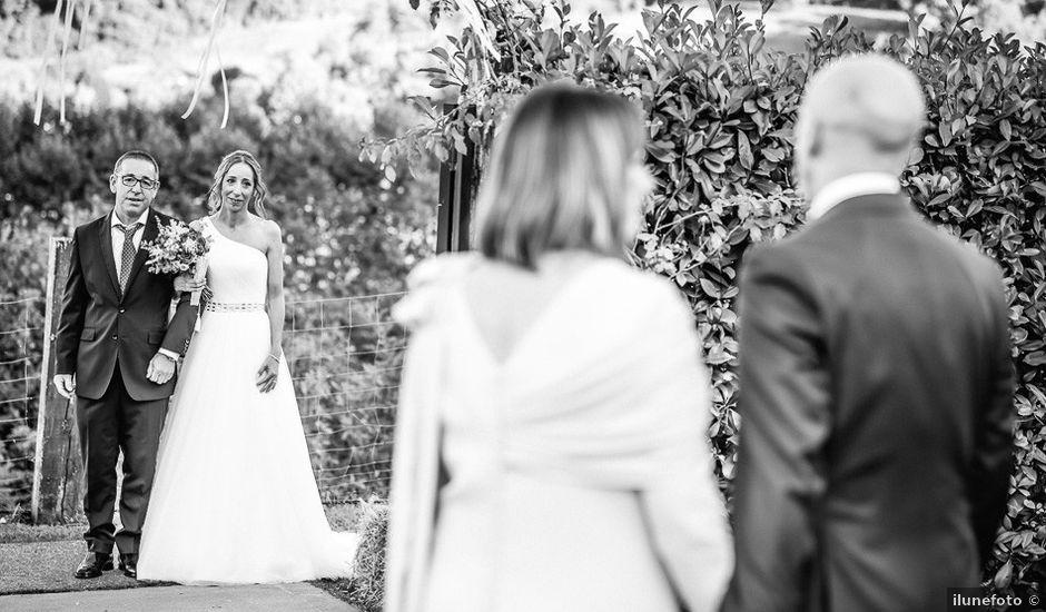 La boda de adrián y Jennifer en Quejana, Álava