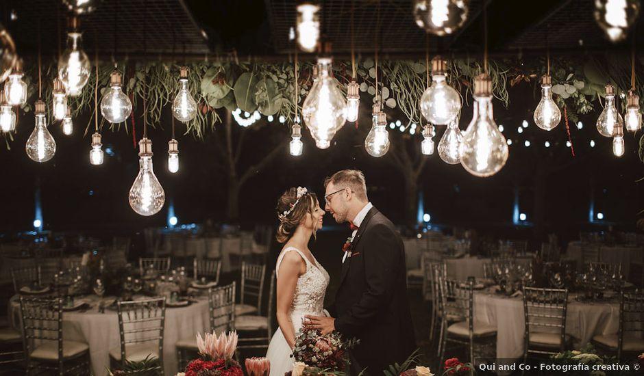 La boda de Mario y Ainhoa en Cartagena, Murcia