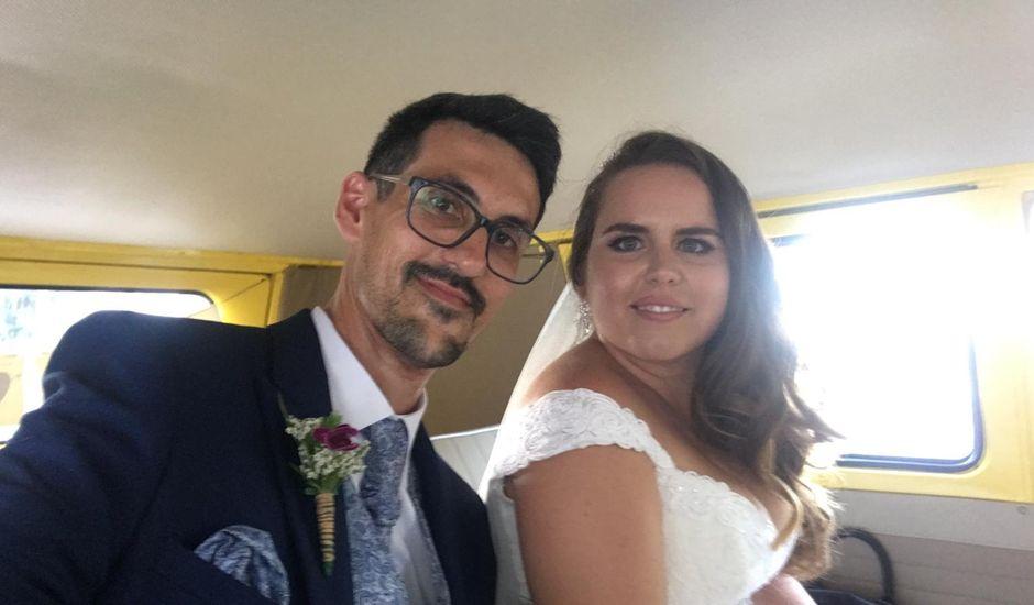 La boda de Ricardo y Ana en Cartagena, Murcia