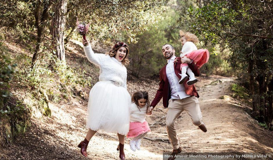 La boda de Mark y Nadia en Llinars Del Valles, Barcelona
