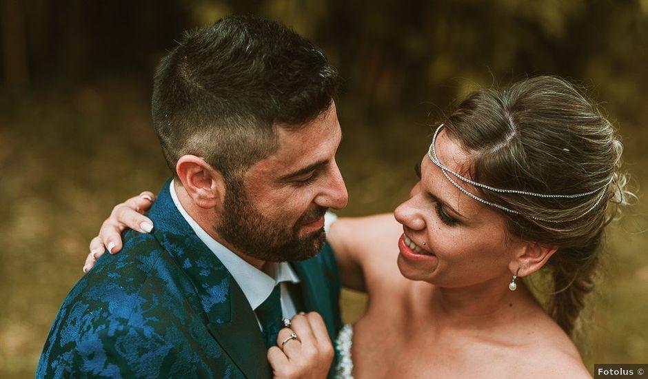 La boda de Celso y Eva en Vigo, Pontevedra