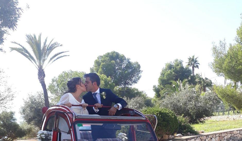 La boda de Juan  y Mari Carmen en Altea, Alicante