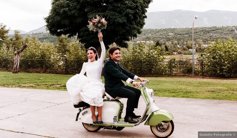 La boda de Vero y Toño en Ponferrada, León