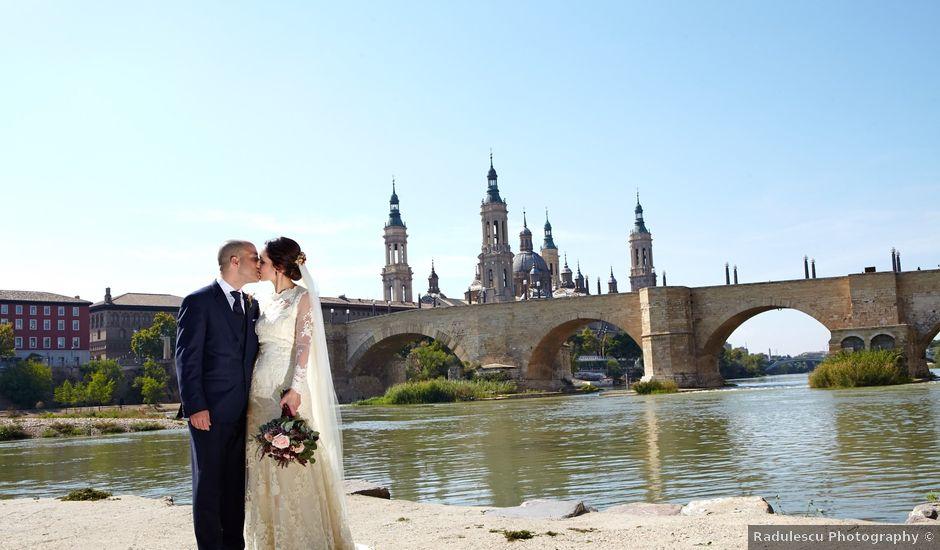 La boda de Jose y Raquel en Zaragoza, Zaragoza