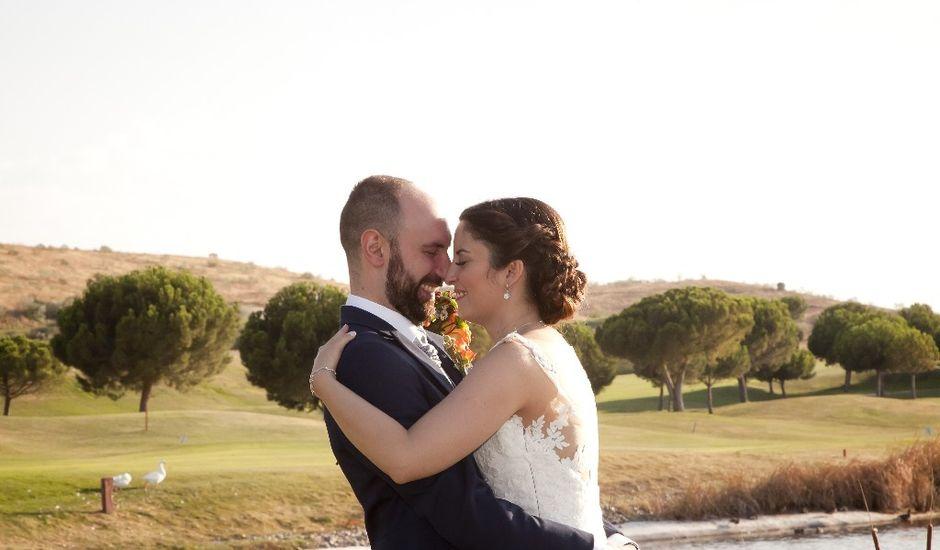 La boda de Roberto y Nuria en Alalpardo, Madrid