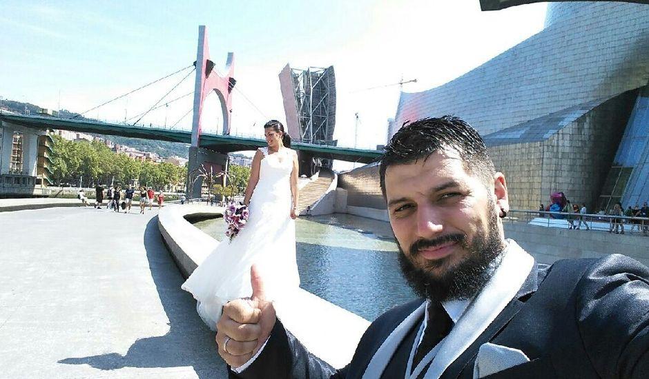 La boda de Jose  y Adriana  en Bilbao, Vizcaya