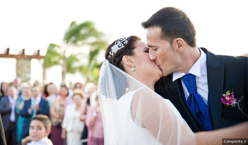La boda de Pedro y Paqui en Conil De La Frontera, Cádiz