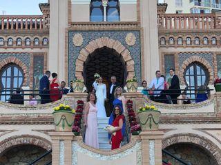 La boda de Almudena y Eduardo