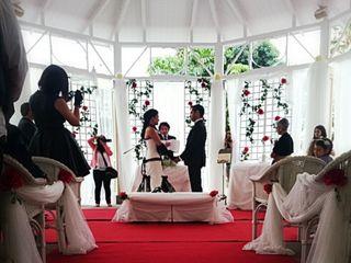 La boda de David y Cynthia 1