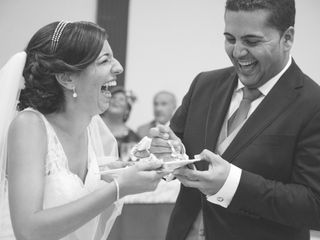 La boda de Mercedes y Jorge