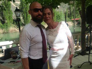 La boda de Toñi y Israel