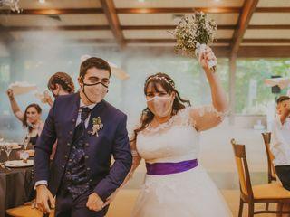 La boda de Anna y Agus