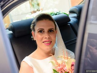 La boda de Silvia y Herman 1