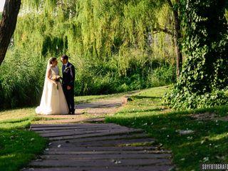 La boda de Silvia y Herman