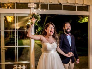 La boda de Mar y Carlos