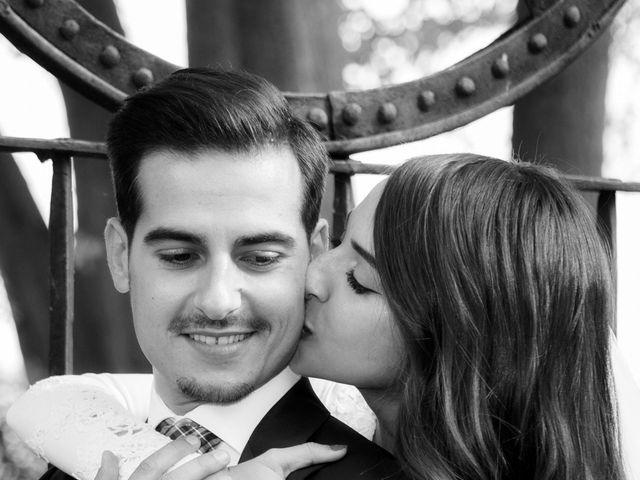 La boda de Cristina y Juan Andres