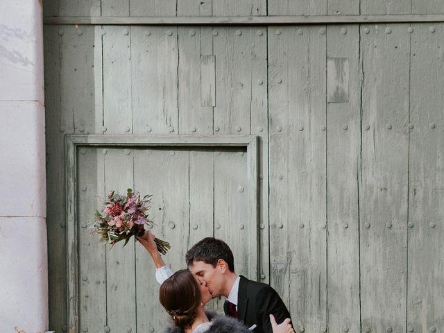 La boda de Carlota y Jaume