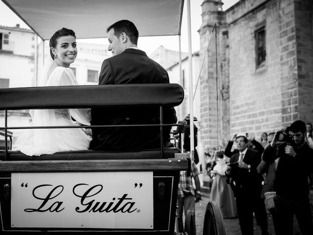 La boda de Alejandro y Judith en El Puerto De Santa Maria, Cádiz 18