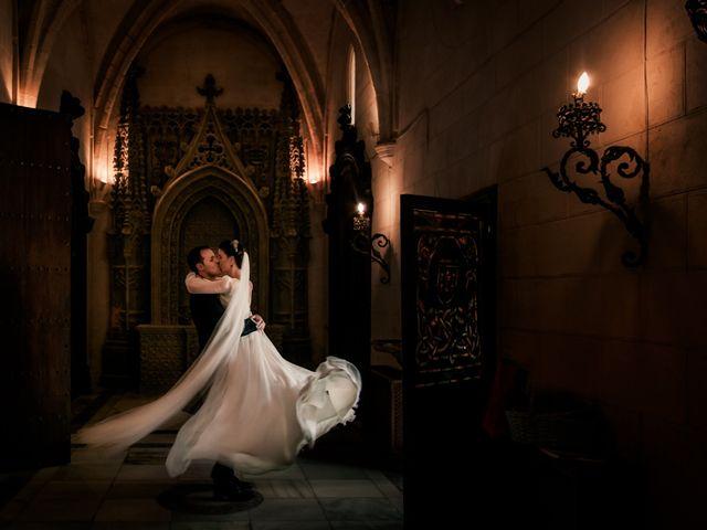 La boda de Judith y Alejandro