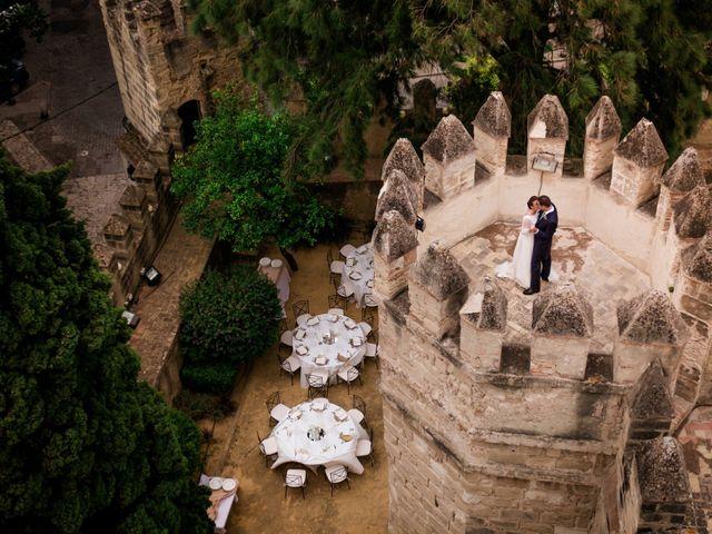 La boda de Alejandro y Judith en El Puerto De Santa Maria, Cádiz 21