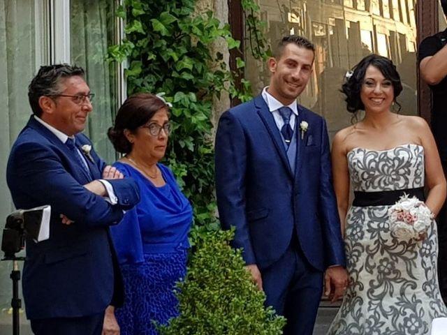 La boda de David y Nieves en Piña De Campos, Palencia 5