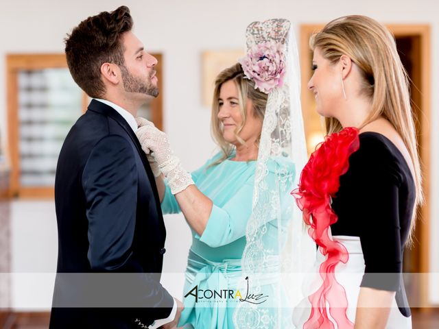 La boda de Conrado y Isabel en Carrion De Calatrava, Ciudad Real 7