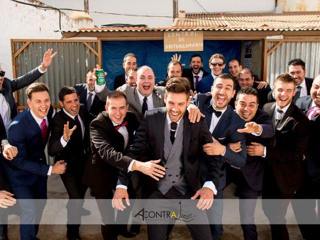 La boda de Conrado y Isabel en Carrion De Calatrava, Ciudad Real 9