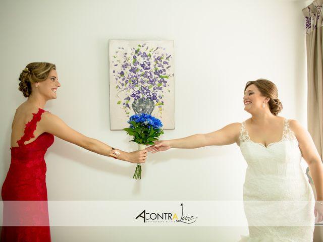 La boda de Conrado y Isabel en Carrion De Calatrava, Ciudad Real 18