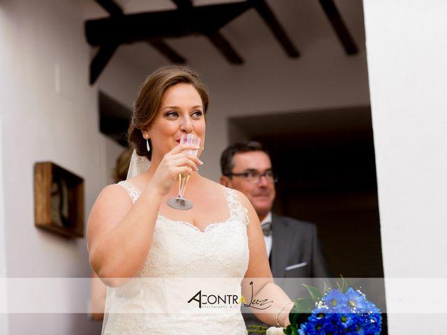 La boda de Conrado y Isabel en Carrion De Calatrava, Ciudad Real 22