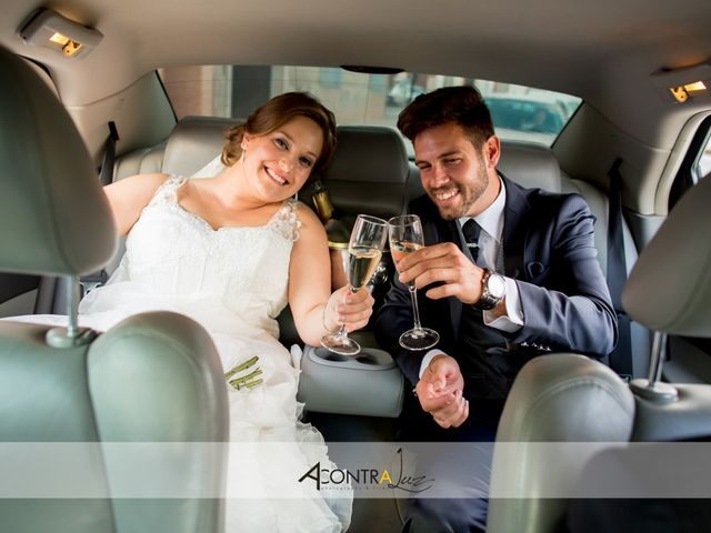 La boda de Conrado y Isabel en Carrion De Calatrava, Ciudad Real 24