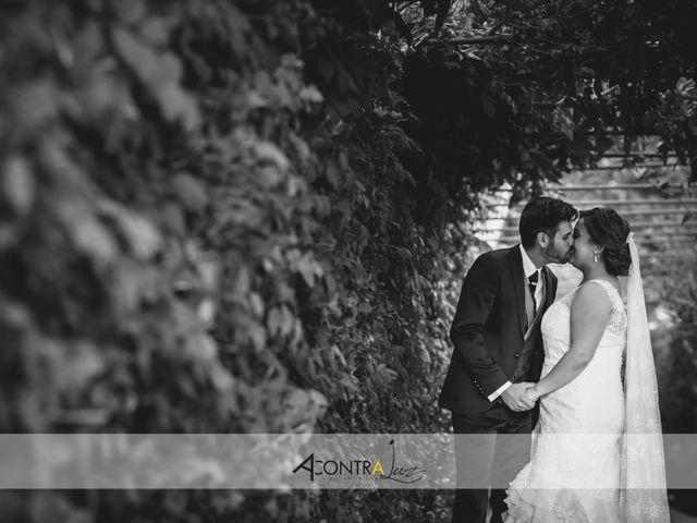 La boda de Conrado y Isabel en Carrion De Calatrava, Ciudad Real 26
