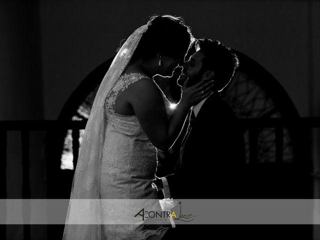 La boda de Conrado y Isabel en Carrion De Calatrava, Ciudad Real 28