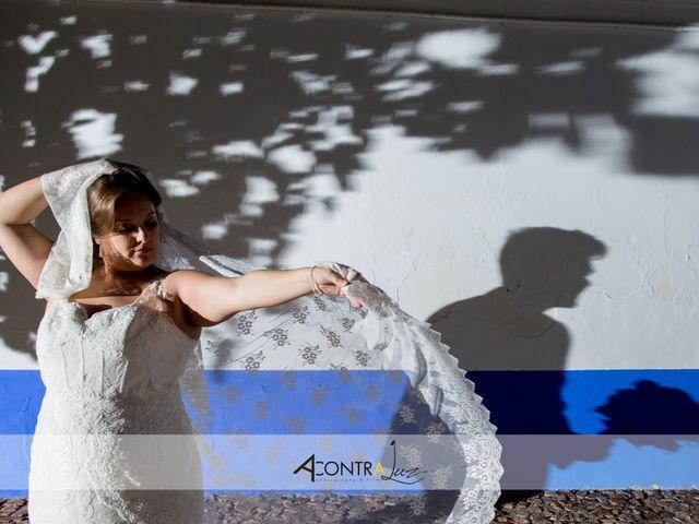 La boda de Conrado y Isabel en Carrion De Calatrava, Ciudad Real 29