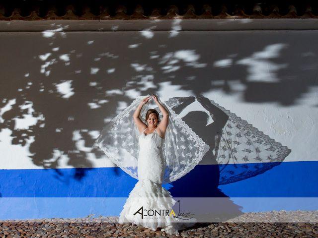 La boda de Conrado y Isabel en Carrion De Calatrava, Ciudad Real 30