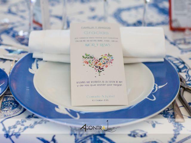 La boda de Conrado y Isabel en Carrion De Calatrava, Ciudad Real 31