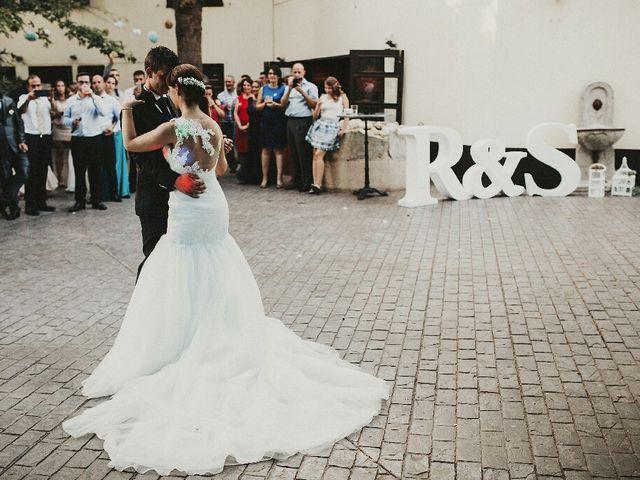 La boda de Salvi y Raquel en Ulldecona, Tarragona 11