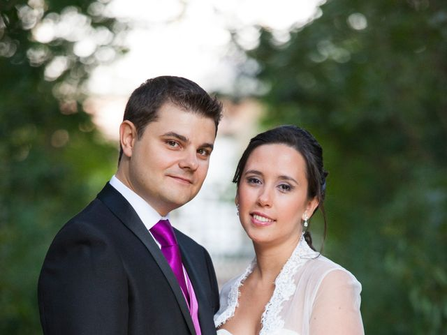 La boda de Diego y Rosa María en Madrid, Madrid 6