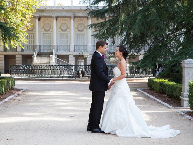 La boda de Diego y Rosa María en Madrid, Madrid 13