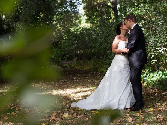 La boda de Rosa María y Diego