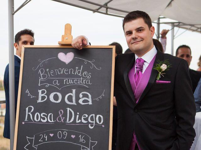 La boda de Diego y Rosa María en Madrid, Madrid 25