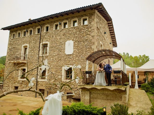 La boda de Jesús y Yose en Igualada, Barcelona 1