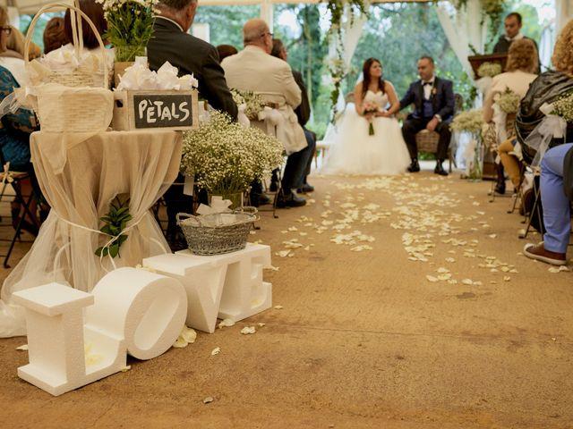 La boda de Jesús y Yose en Igualada, Barcelona 56