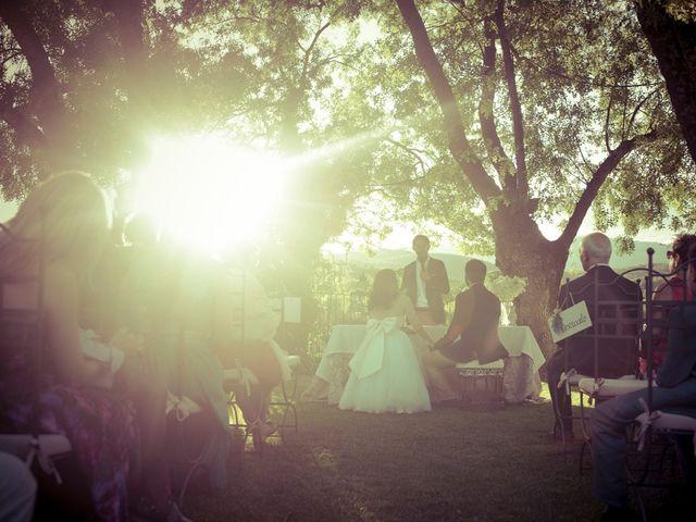 La boda de Carlos y Mar en Collado Mediano, Madrid 7