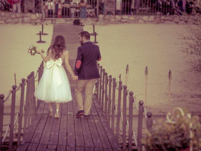 La boda de Carlos y Mar en Collado Mediano, Madrid 8